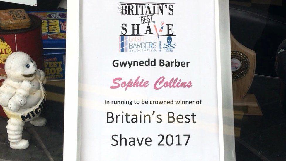 Shaving award