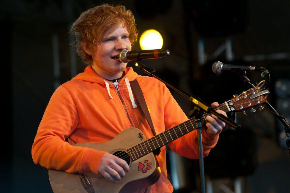 Ed Sheeran's No  5 Collaborations Project: The album you