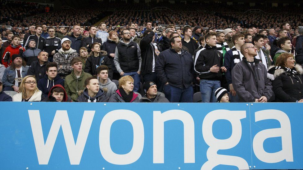 Wonga ended its sponsorship of Newcastle United in 2016