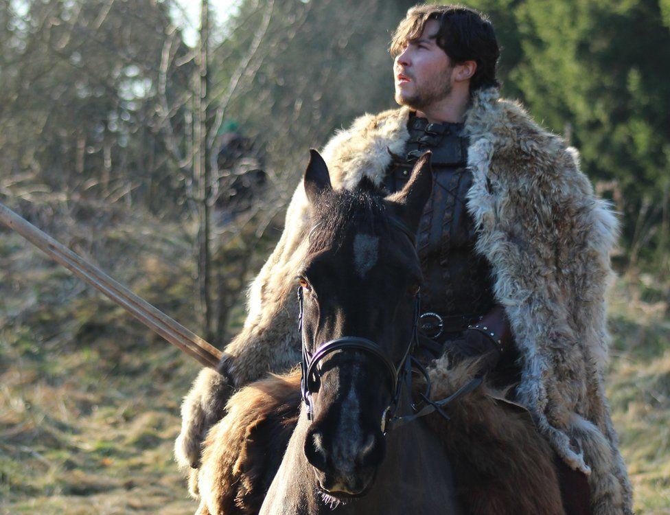 Daniel Portman in Robert the Bruce