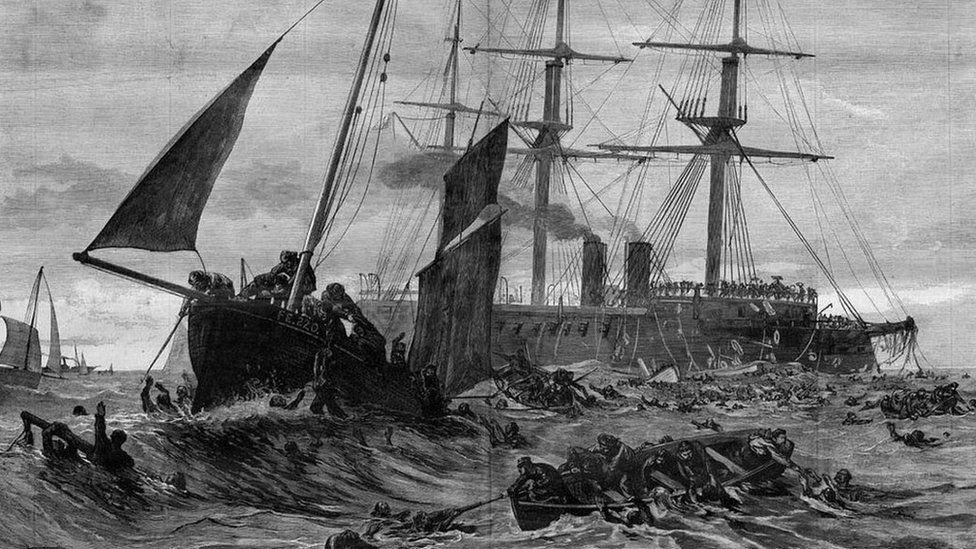 Grosser Kurfürst: 19th Century warship wreck off Kent protected
