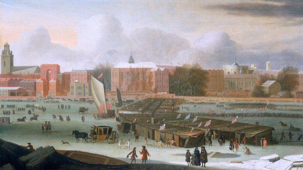 Defining a true 'pre-industrial' climate period - BBC News