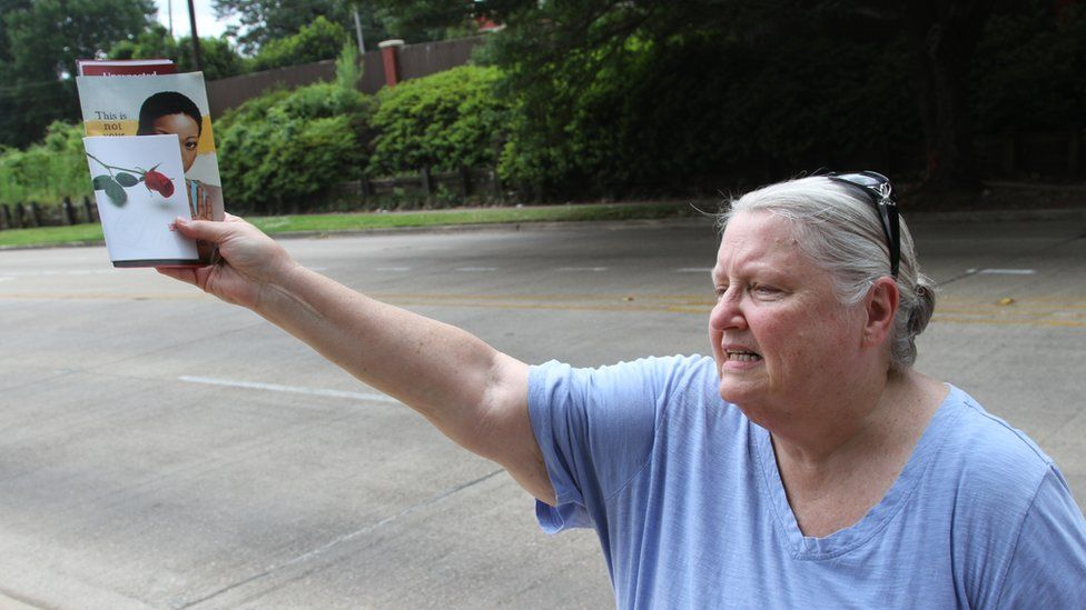 Carol Harris, pro-life activist