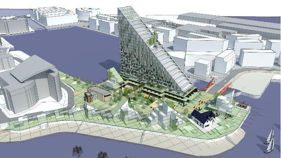 Dolffin Quay plans