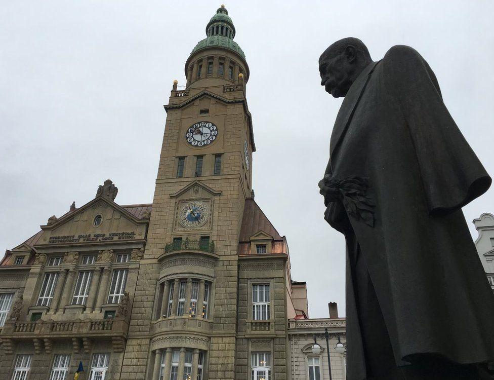 Prostejov town hall