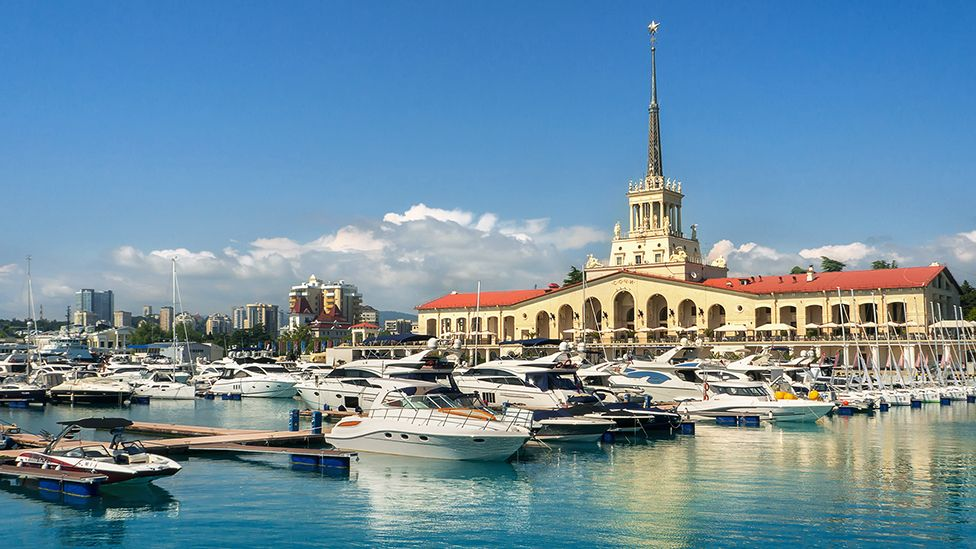 Sochi remains a favourite holiday destination among Russia's political elite. Sadly, for most of us, it means elevated prices