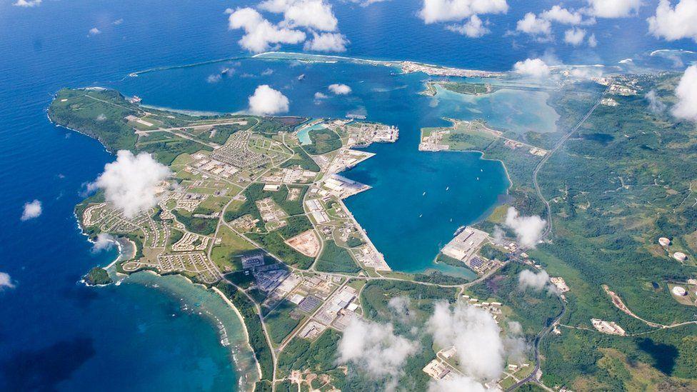 Por qué Corea del Norte apunta a Guam para amenazar a Estados Unidos