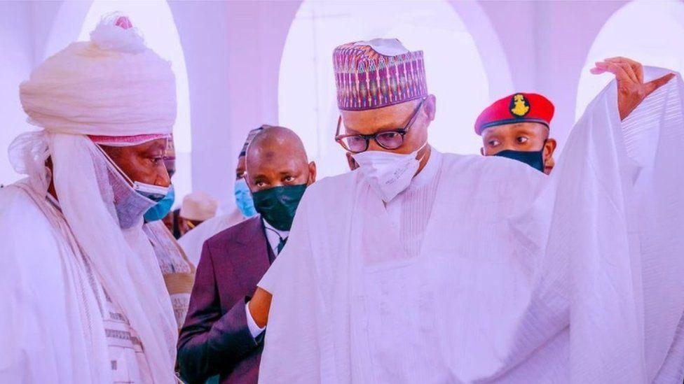 The Emir of Bichi and President Buhari