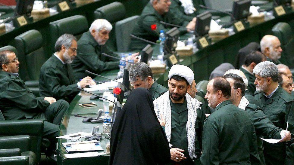Revolutionary Guard Corps: Iran hits back at US terrorist claim