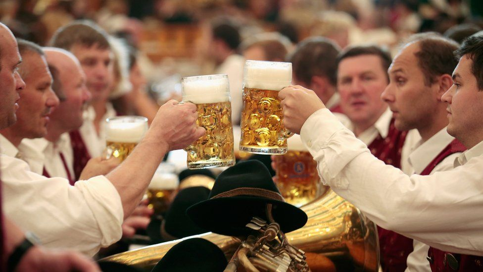Oktoberfest - Germany's traditional beer festival is held annually