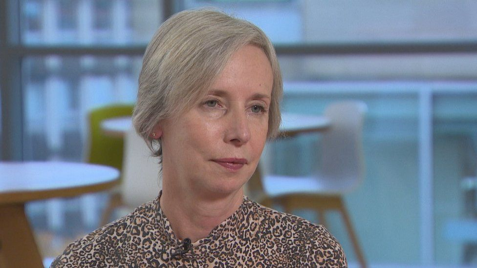 Auditor General Caroline Gardner said there were questions about the long-term financial sustainability of the NHS