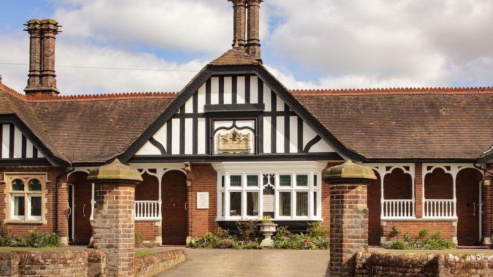 St Edmund's Almshouse