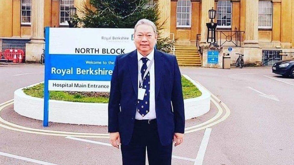 Dr Peter Tun