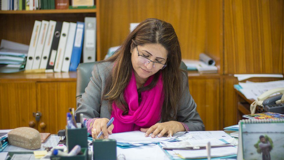 Nighat Sidiq
