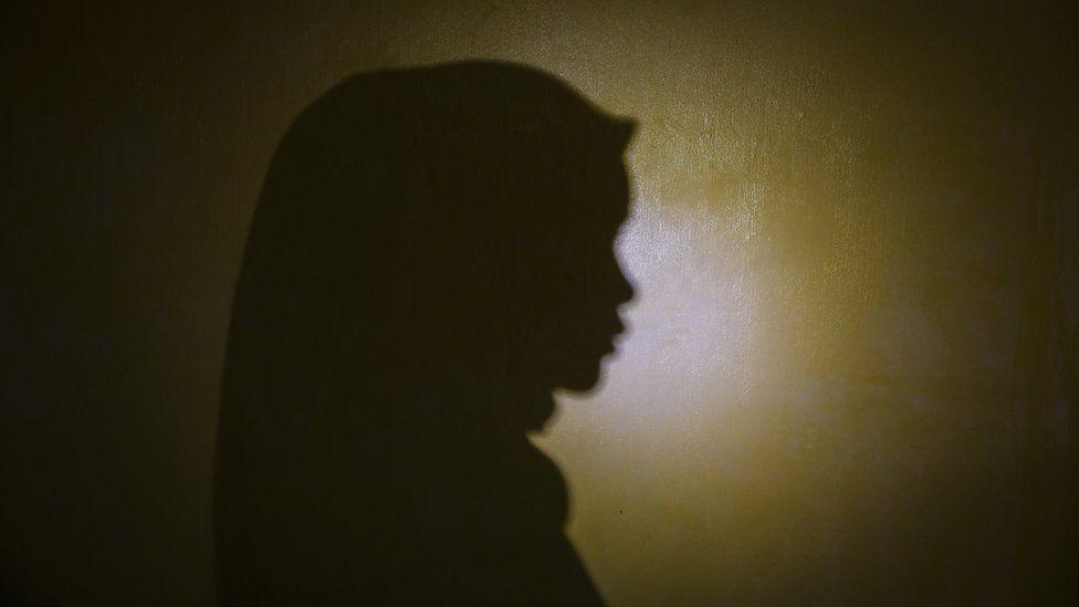 Siti's shadow
