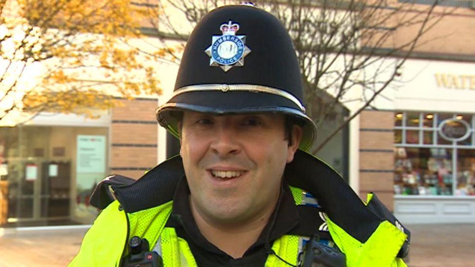 Sgt Matthew Jarvis