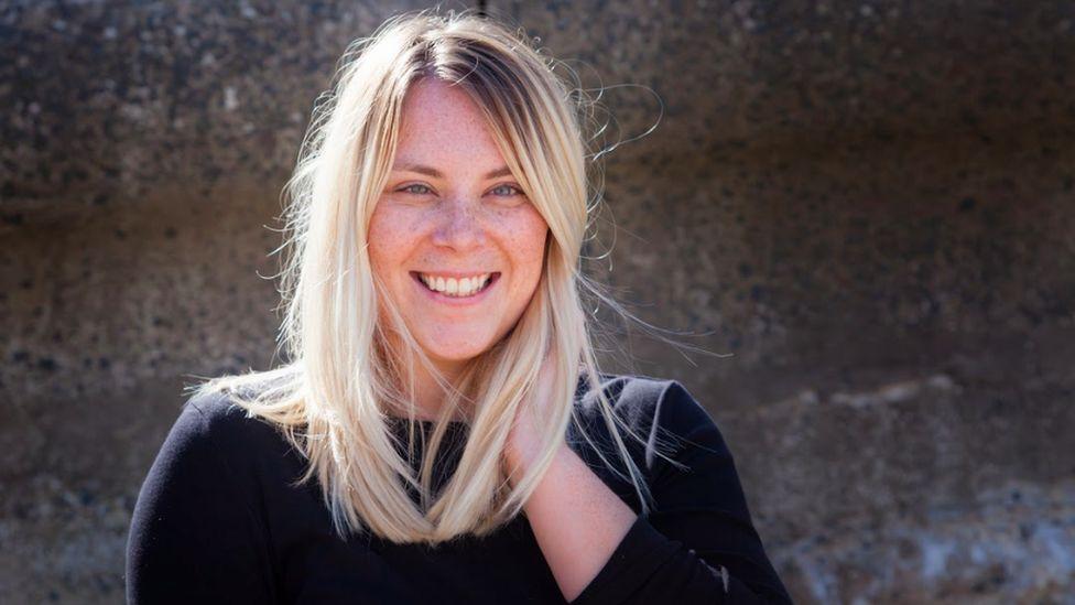 Freelance marketing consultant Chloe Hall