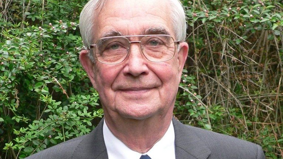 Bernard Kirton, who died in hospital after contracting Covid
