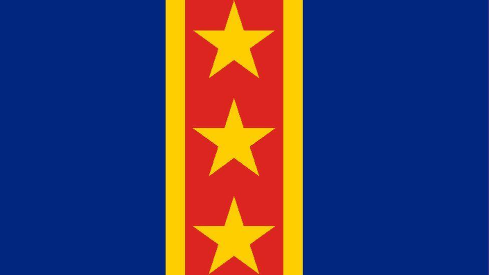 Sutherland flag idea