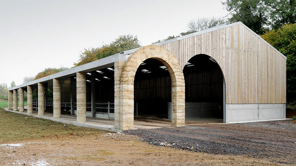 Cowshed in Somerset, UK - by Stephen Taylor, 2012