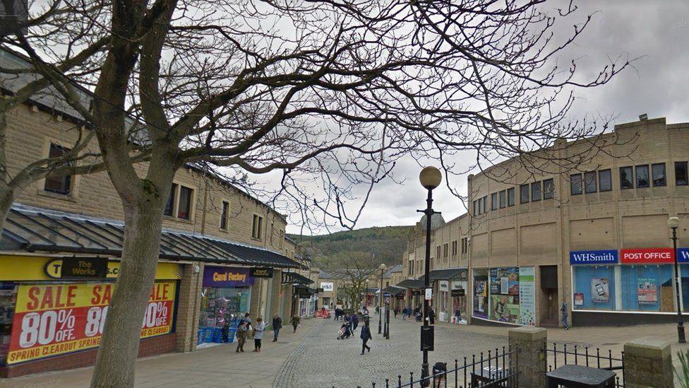 Halifax town centre