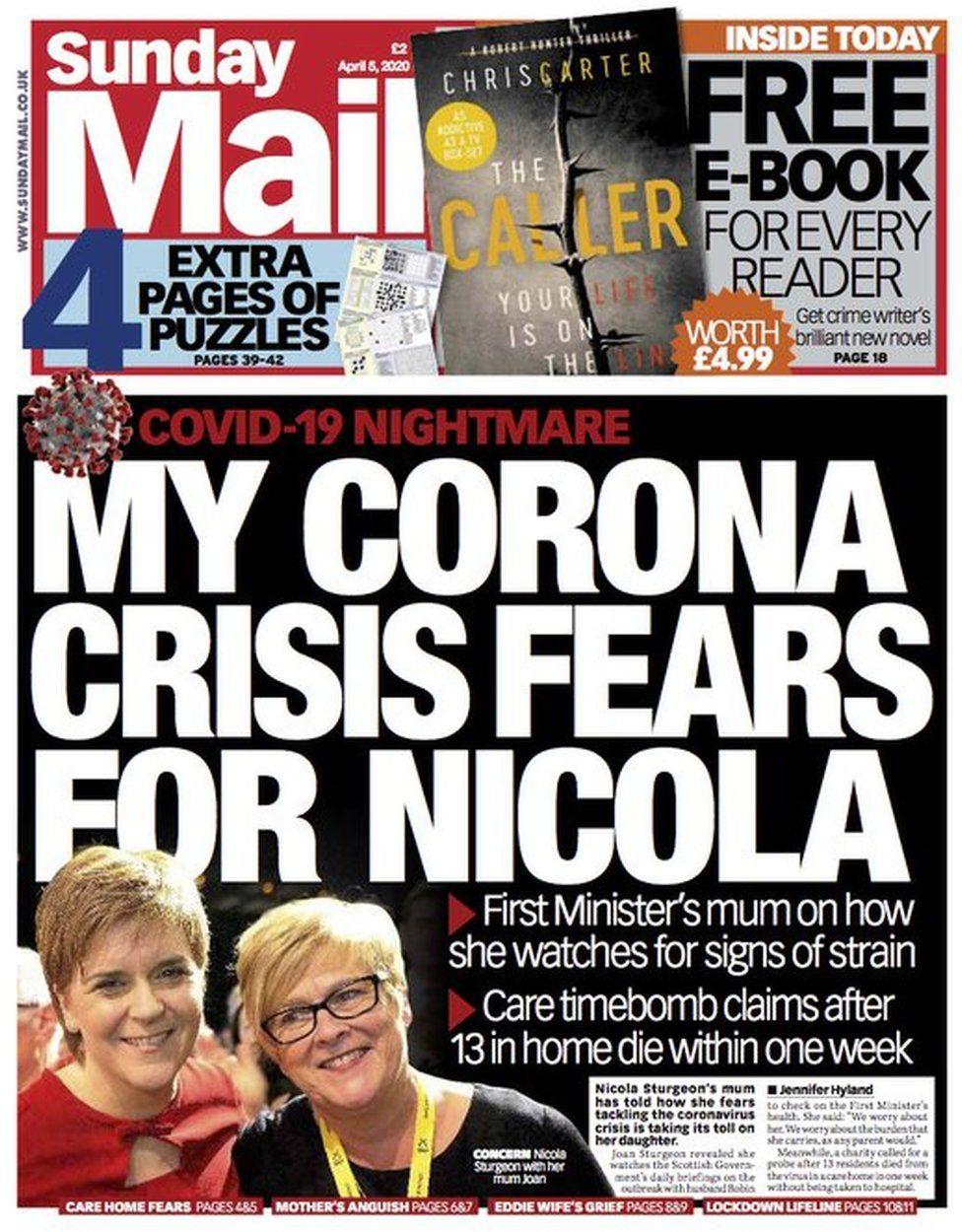 Sunday Mail