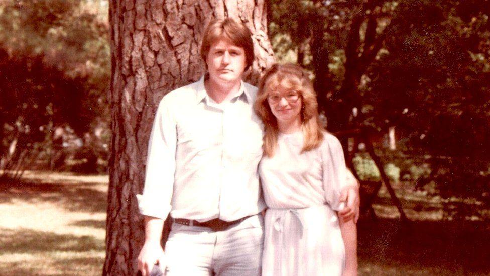Anna LeBaron and brother Ed