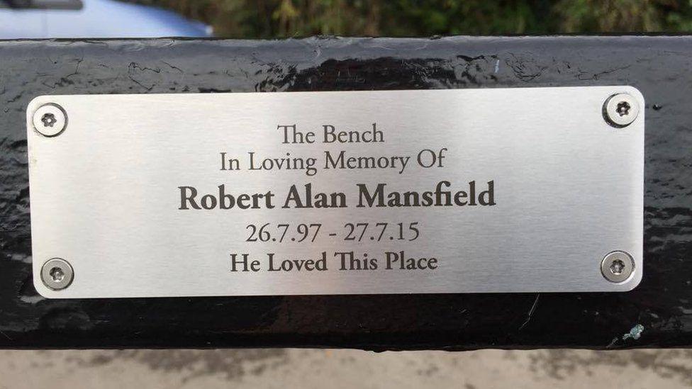 Cofeb Robert Mansfield