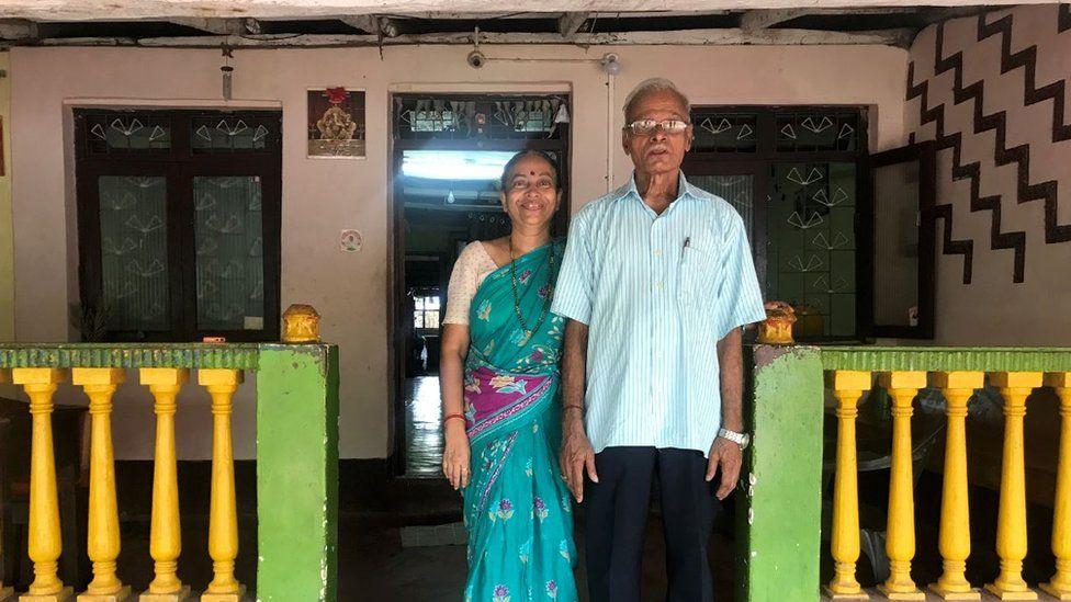 Gajanan and Mamta Kurdikar