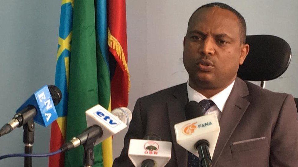 Obbo Shimallis Abdiisaa: