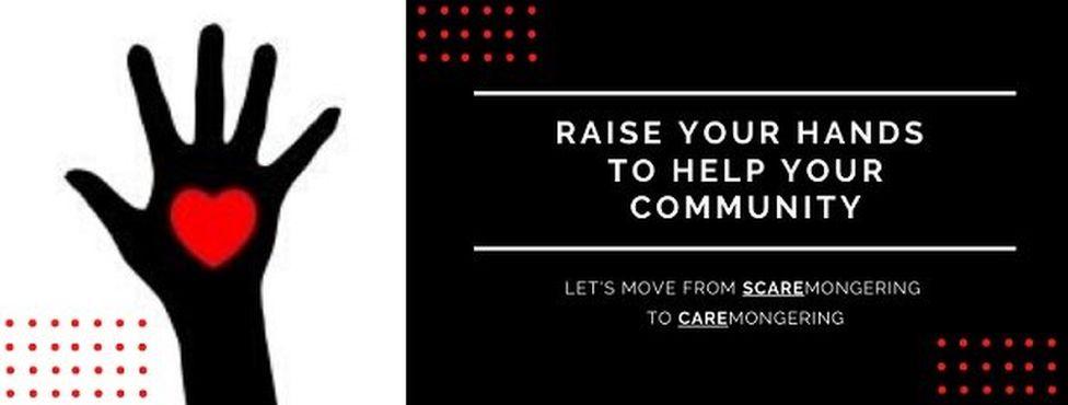Caremongers poster