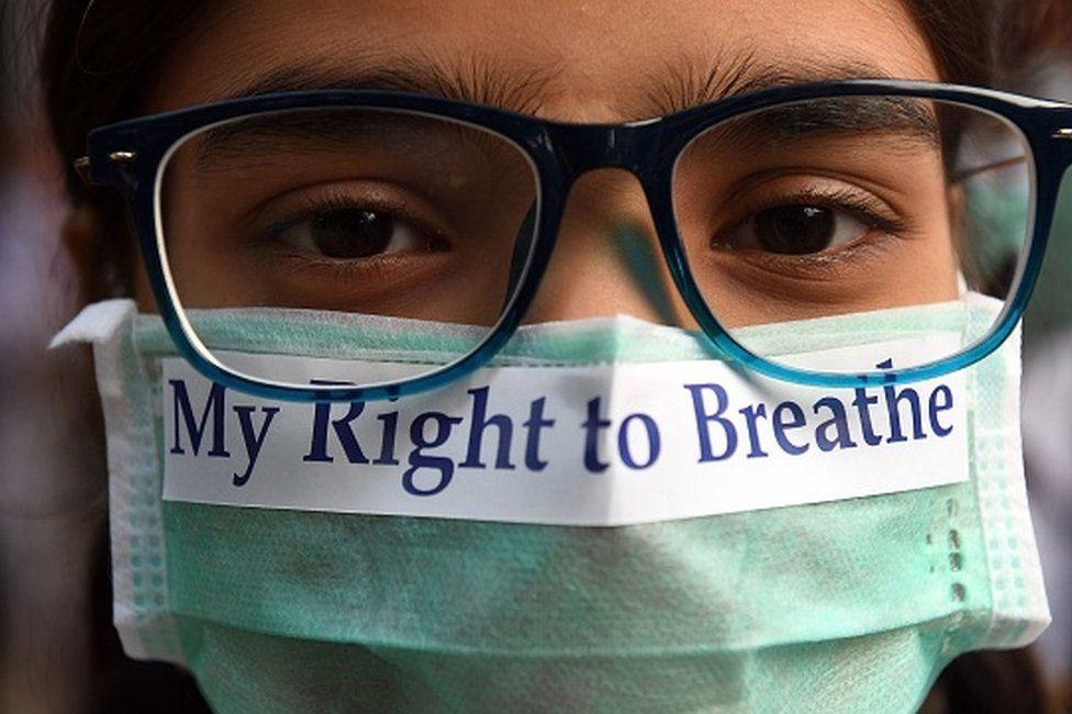 pollution campaign