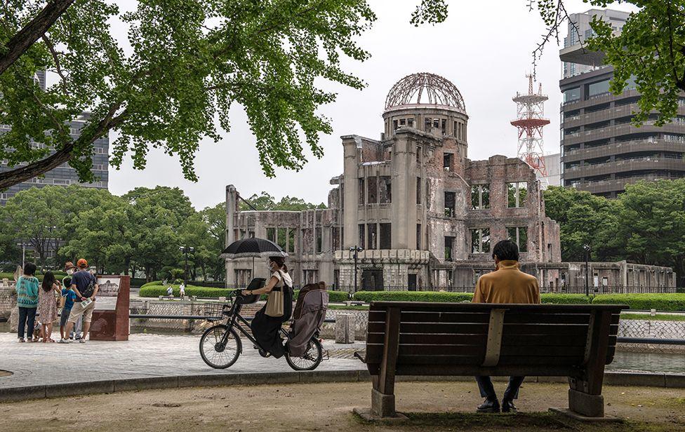 廣島的原爆圓頂館
