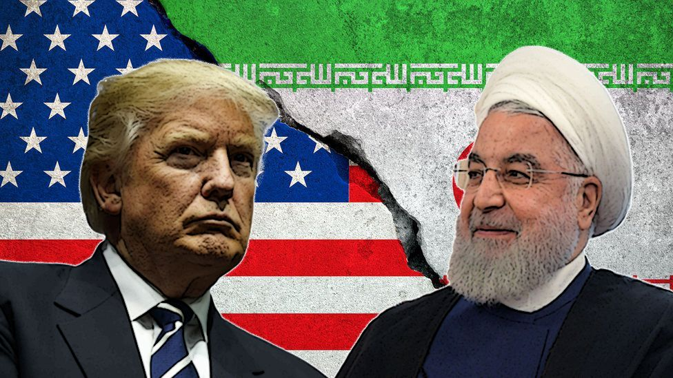 Iran: Why is everyone talking about a USA-Iran crisis? - CBBC ...