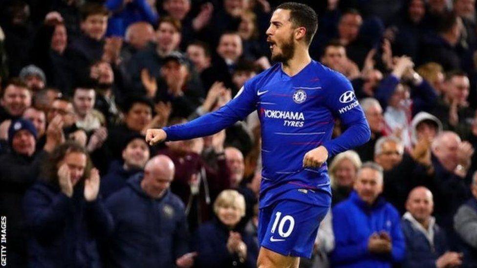 À Chelsea, c'est le clair-obscur sur le départ de Hazard vers le Real Madrid