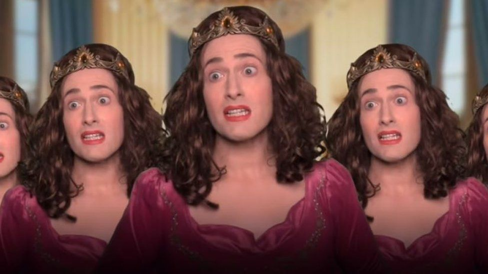 Randy Rainbow's Kamala! video