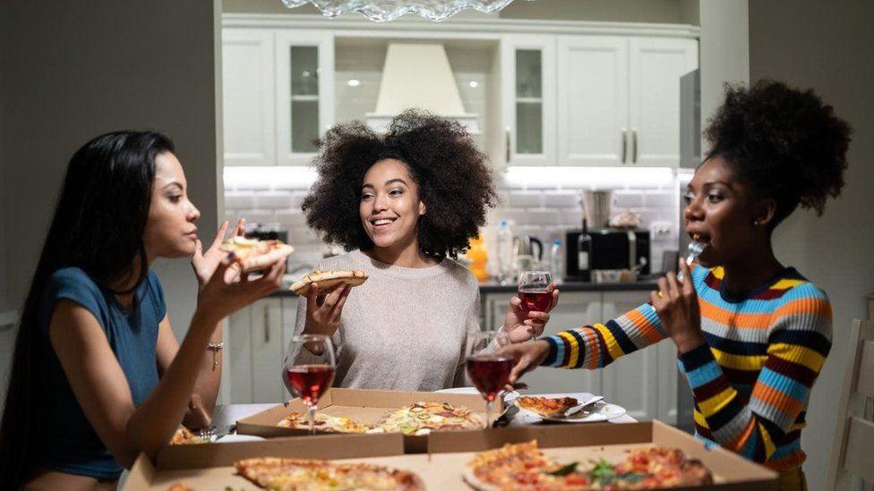 alivio de comer en exceso