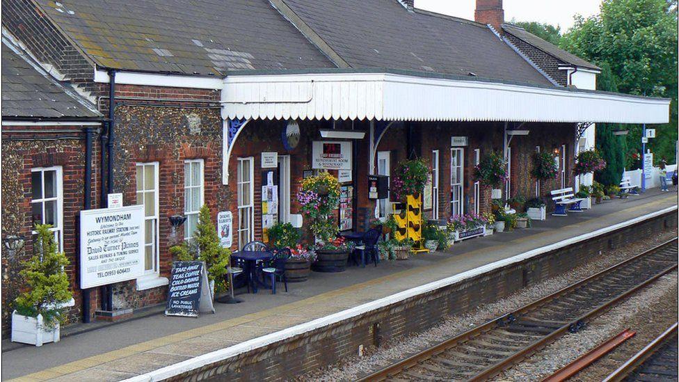 Wymondham Station