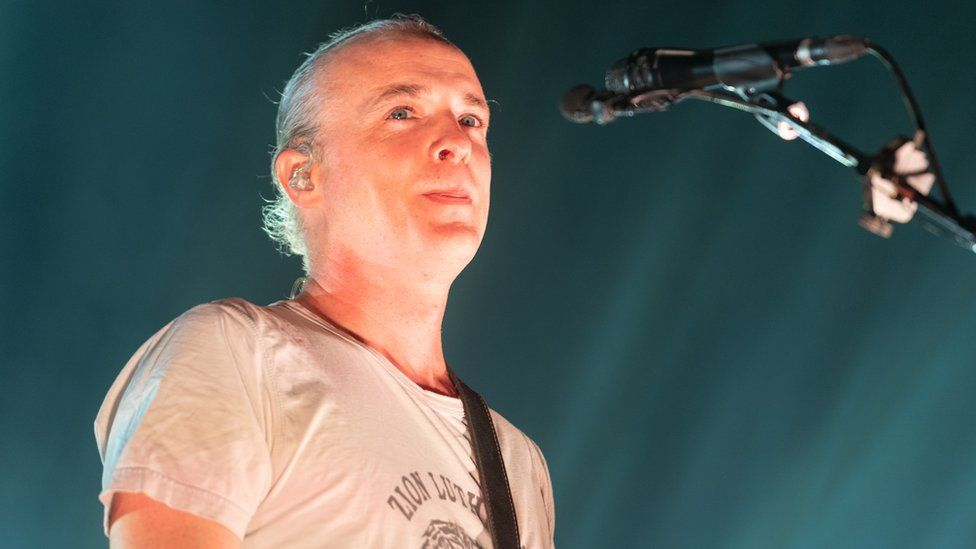 Fran Healy and Travis recently performed the album at Glasgow's SEC Hydro arena