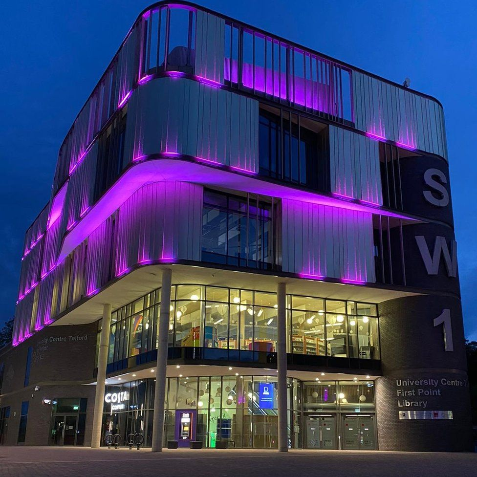 The Southwater building in Telford