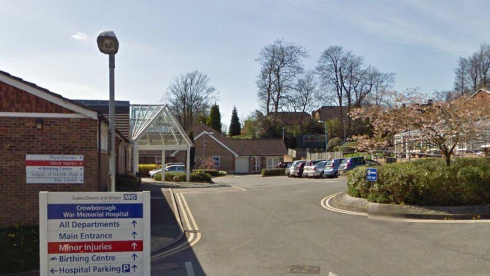 Crowborough War Memorial Hospital