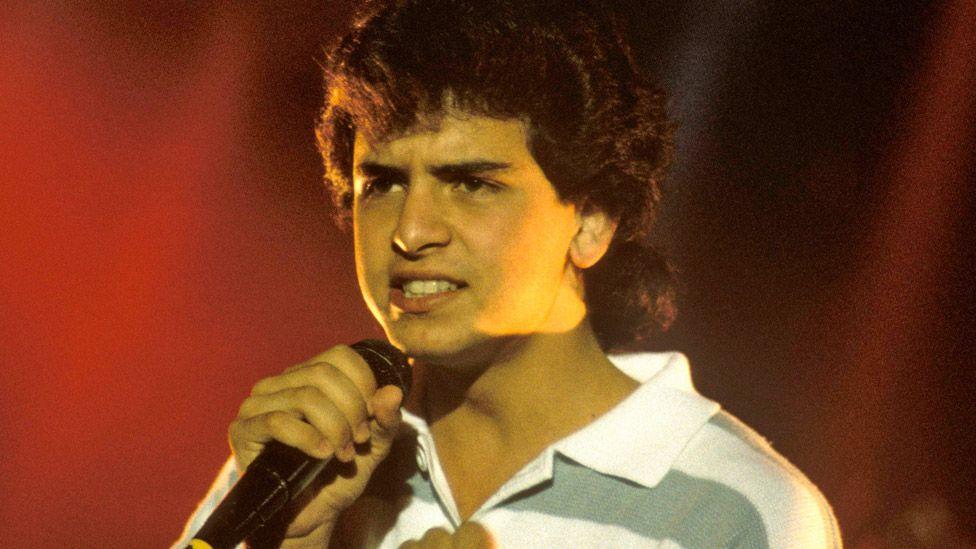 Glenn Medeiros in 1988