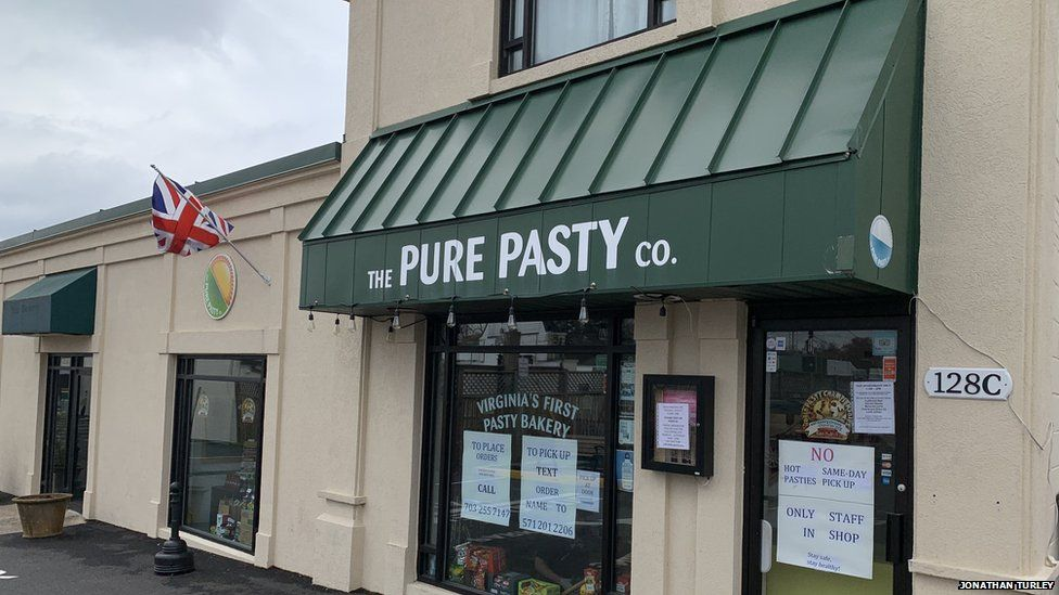 Pure Pasty shop