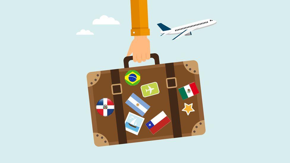 Día Mundial del Turismo: ¿cuáles son los lugares más visitados de América Latina? - BBC News Mundo
