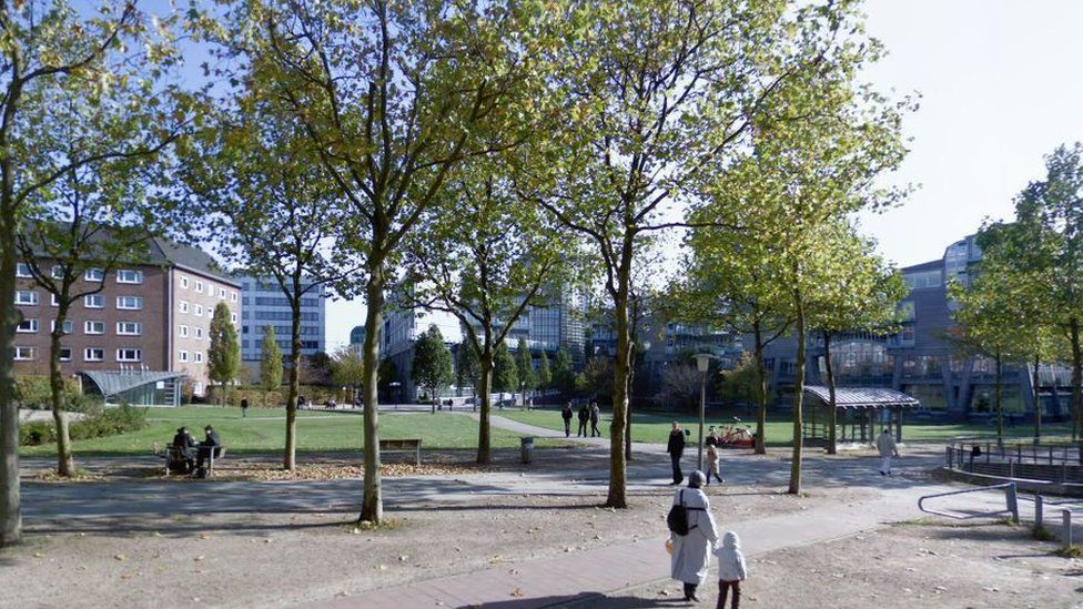 Michelwiese Park