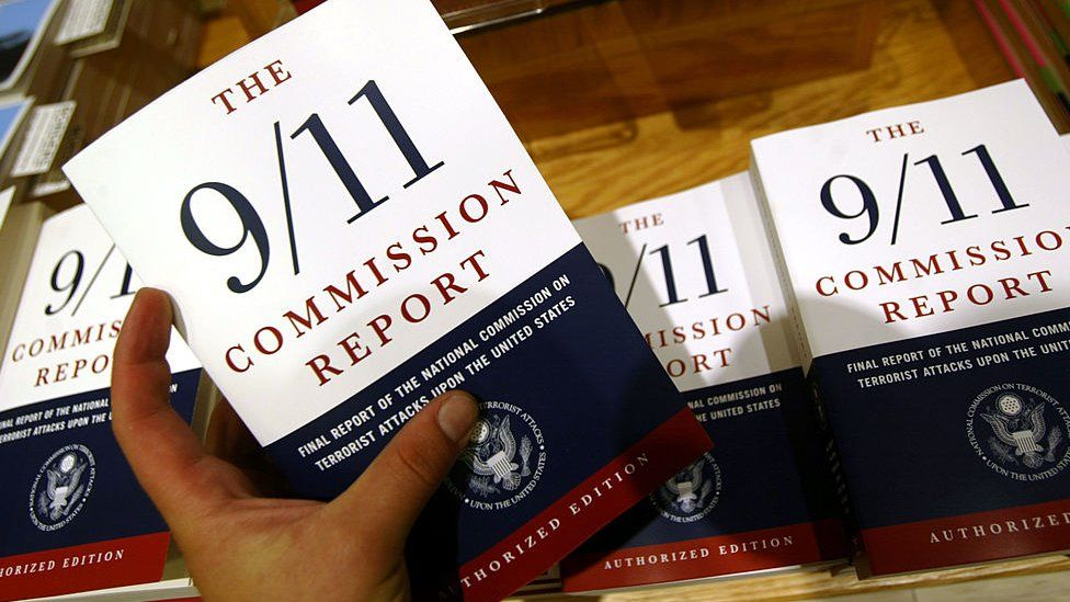 Several previously classified pages of the 9/11 Commission Report have been released