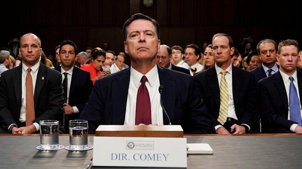 ¿Cuán comprometido queda Donald Trump tras el testimonio ante el Senado de Estados Unidos del exdirector del FBI James Comey?