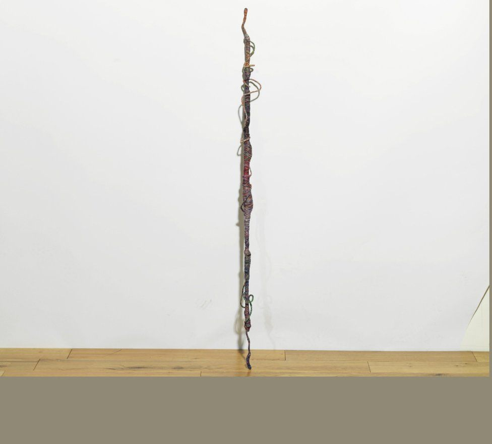Jim Lambie - Psychedelic Soul Stick #79