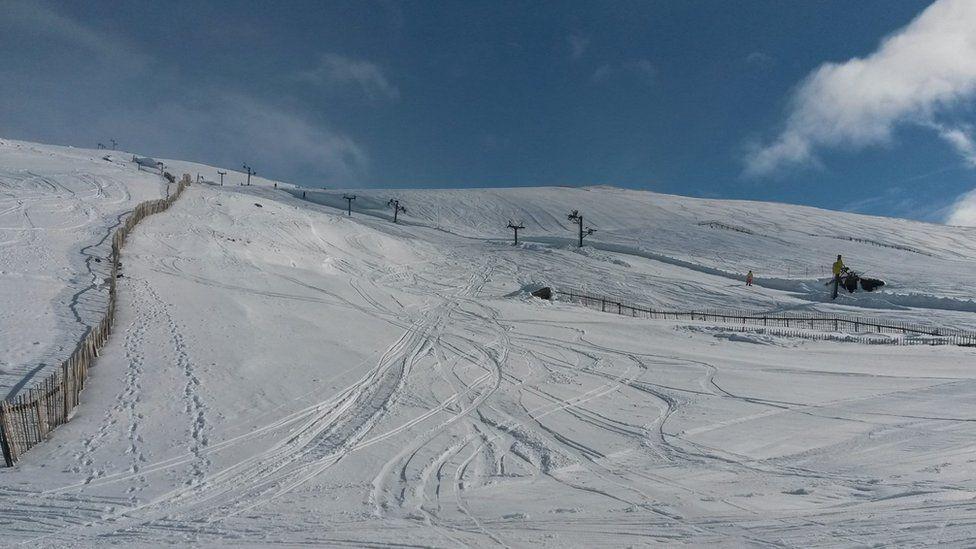 Glenshee last winter
