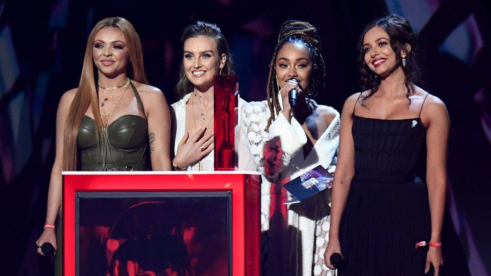 Jesy Nelson, Perrie Edwards, Leigh-Anne Pinnock, Jade Thirlwall